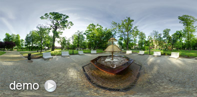 Spherical Panorama HDR